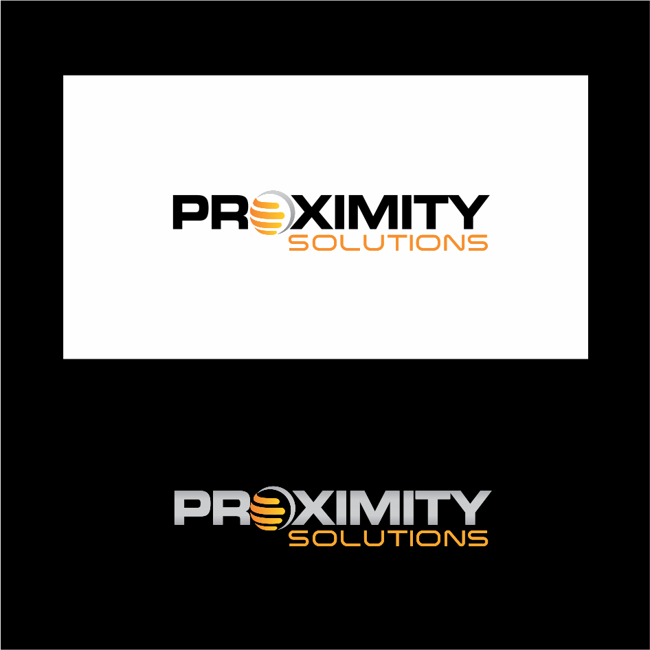 Logo Design by DENOK - Entry No. 68 in the Logo Design Contest New Logo Design for Proximity Solutions.