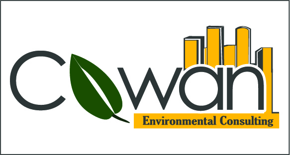 Logo Design by Lois Lazarte - Entry No. 50 in the Logo Design Contest Fun Logo Design for Cowan Environmental Consulting.