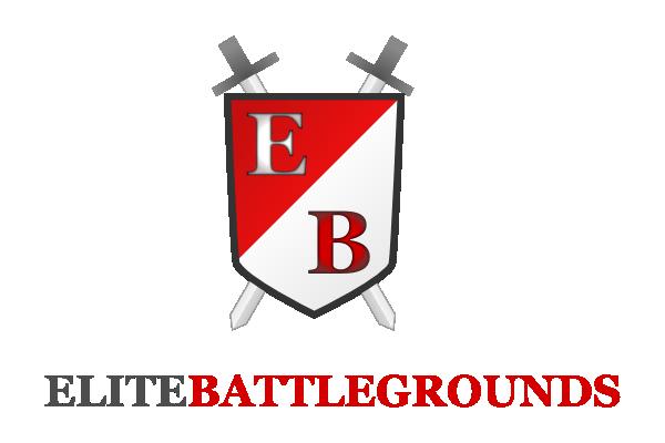 Logo Design by Albert Xing - Entry No. 3 in the Logo Design Contest Creative Logo Design for Elite Battlegrounds.