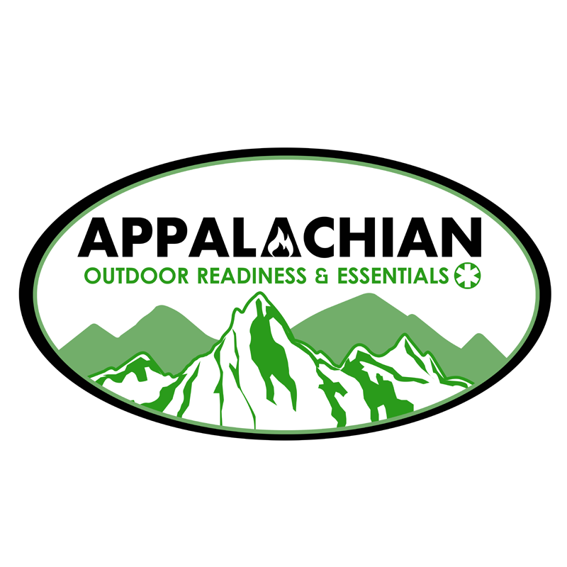 Logo Design by Private User - Entry No. 39 in the Logo Design Contest Imaginative Logo Design for Appalachian Outdoor Readiness & Essentials.