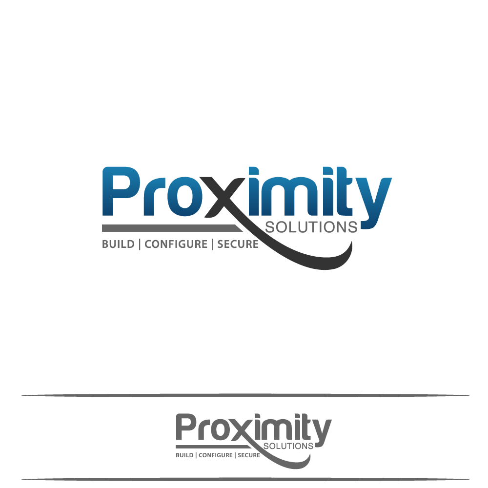 Logo Design by rockin - Entry No. 69 in the Logo Design Contest New Logo Design for Proximity Solutions.