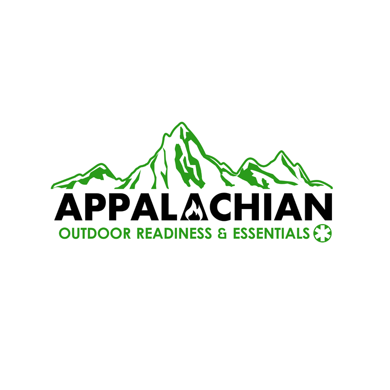 Logo Design by Private User - Entry No. 40 in the Logo Design Contest Imaginative Logo Design for Appalachian Outdoor Readiness & Essentials.