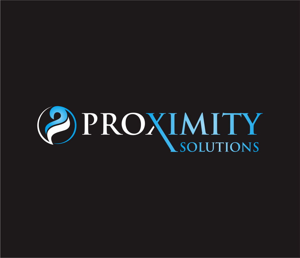 Logo Design by Armada Jamaluddin - Entry No. 71 in the Logo Design Contest New Logo Design for Proximity Solutions.