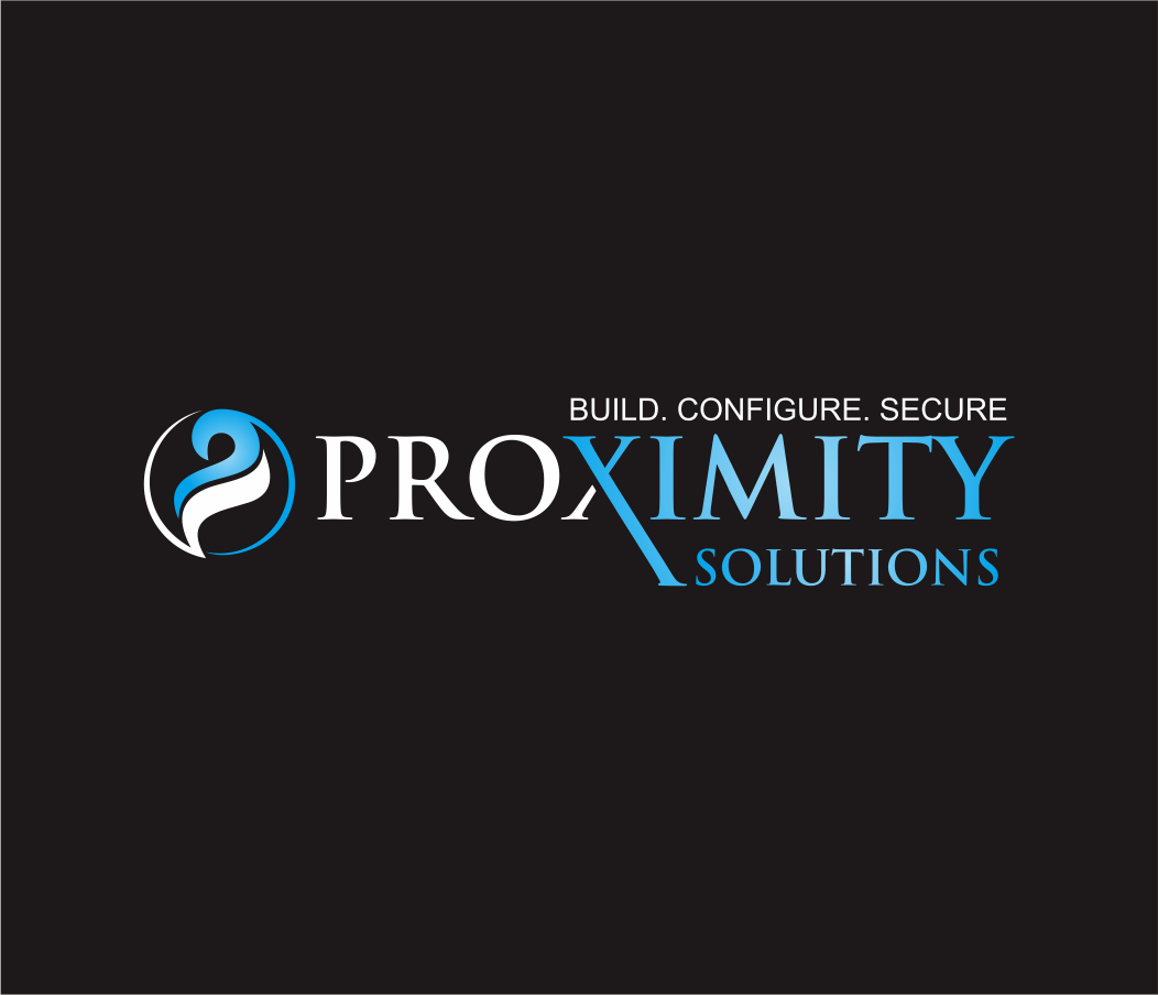 Logo Design by Armada Jamaluddin - Entry No. 72 in the Logo Design Contest New Logo Design for Proximity Solutions.