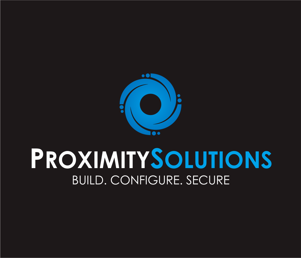 Logo Design by Armada Jamaluddin - Entry No. 74 in the Logo Design Contest New Logo Design for Proximity Solutions.