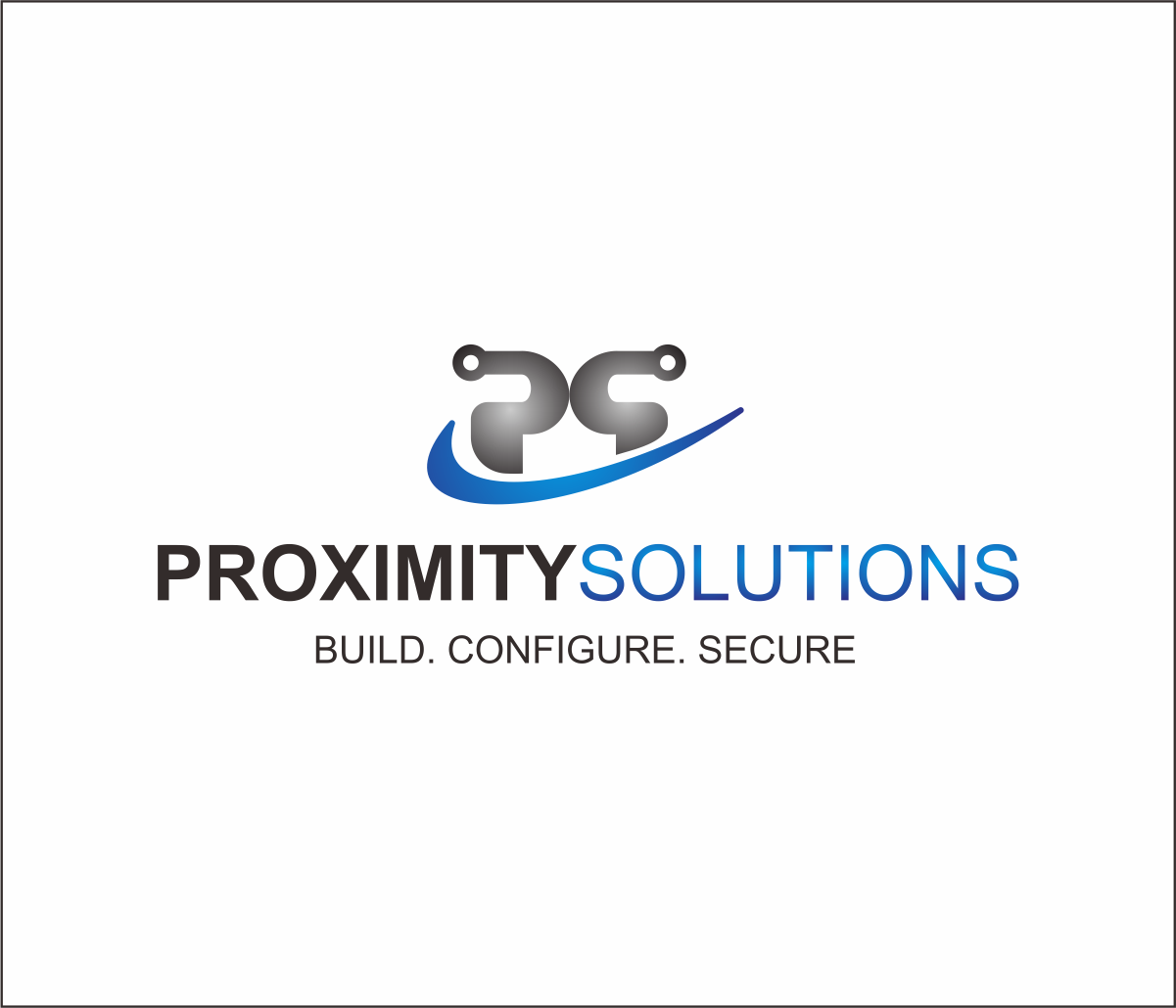 Logo Design by Armada Jamaluddin - Entry No. 75 in the Logo Design Contest New Logo Design for Proximity Solutions.