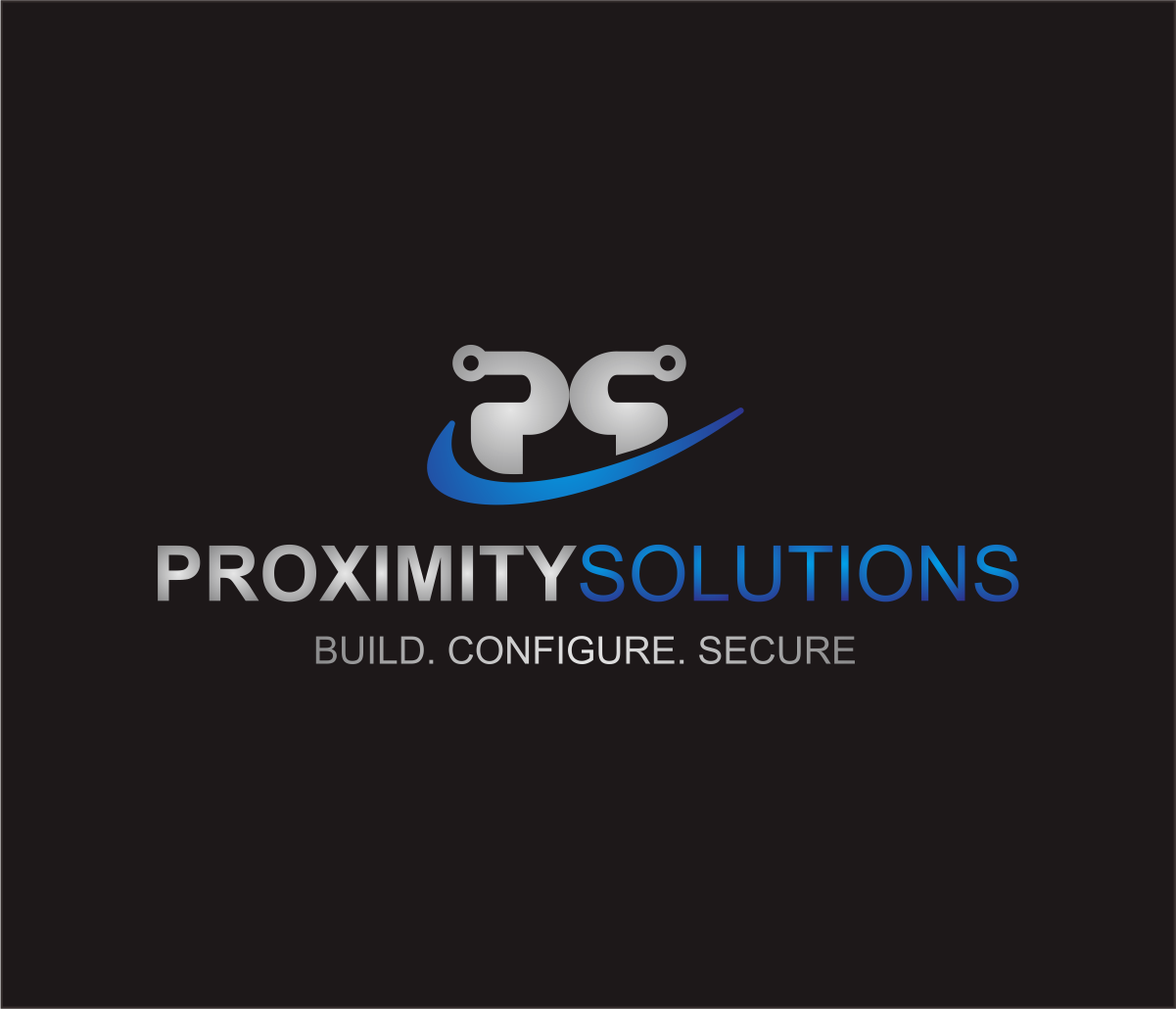 Logo Design by Armada Jamaluddin - Entry No. 76 in the Logo Design Contest New Logo Design for Proximity Solutions.