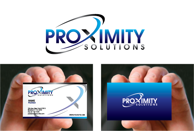 Logo Design by Private User - Entry No. 77 in the Logo Design Contest New Logo Design for Proximity Solutions.