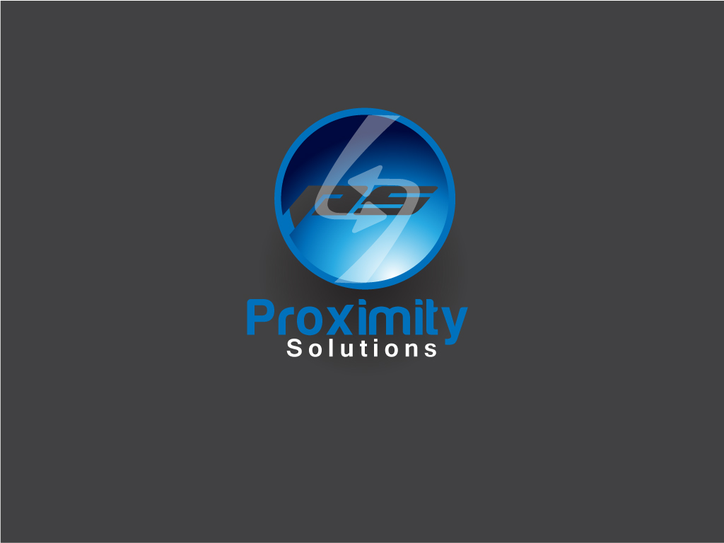 Logo Design by Jagdeep Singh - Entry No. 82 in the Logo Design Contest New Logo Design for Proximity Solutions.