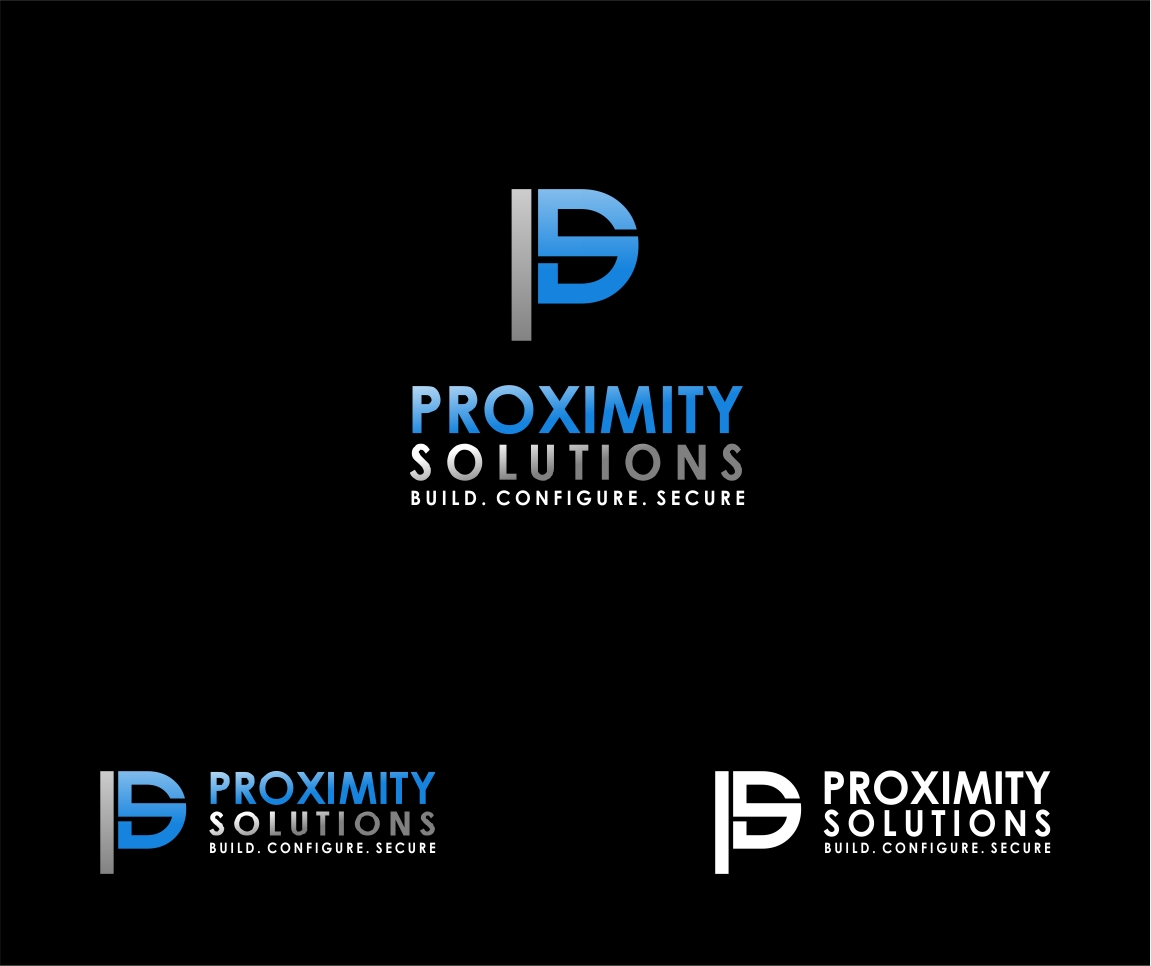 Logo Design by haidu - Entry No. 84 in the Logo Design Contest New Logo Design for Proximity Solutions.