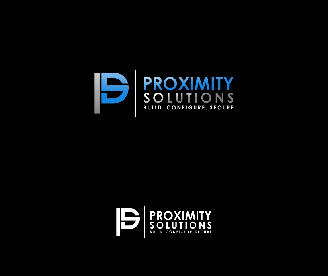Logo Design by haidu - Entry No. 85 in the Logo Design Contest New Logo Design for Proximity Solutions.