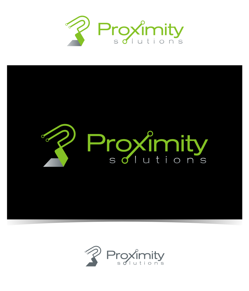 Logo Design by graphicleaf - Entry No. 87 in the Logo Design Contest New Logo Design for Proximity Solutions.