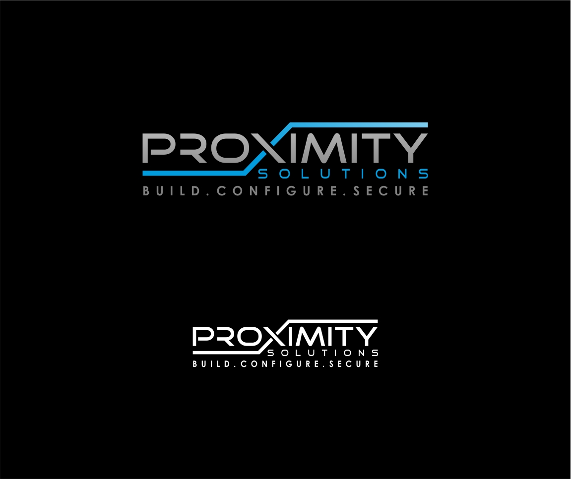 Logo Design by haidu - Entry No. 88 in the Logo Design Contest New Logo Design for Proximity Solutions.