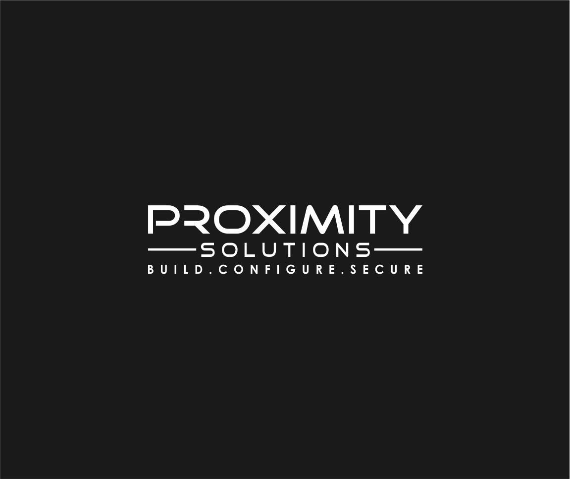 Logo Design by haidu - Entry No. 89 in the Logo Design Contest New Logo Design for Proximity Solutions.