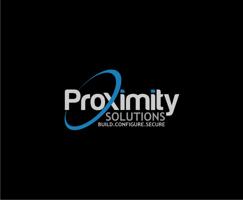 Logo Design by untung - Entry No. 90 in the Logo Design Contest New Logo Design for Proximity Solutions.