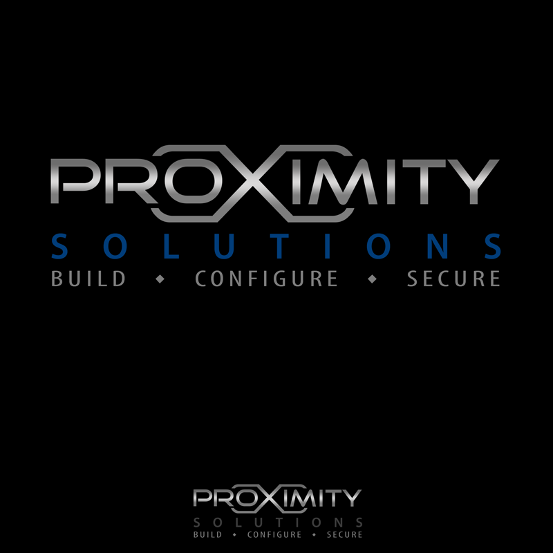 Logo Design by Private User - Entry No. 94 in the Logo Design Contest New Logo Design for Proximity Solutions.