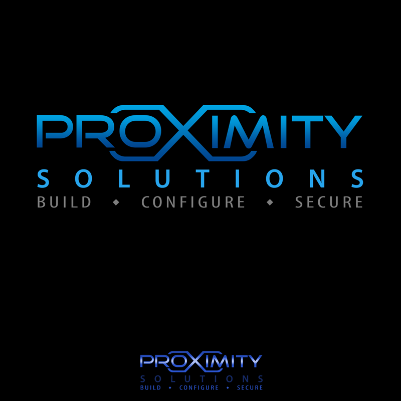 Logo Design by Private User - Entry No. 95 in the Logo Design Contest New Logo Design for Proximity Solutions.