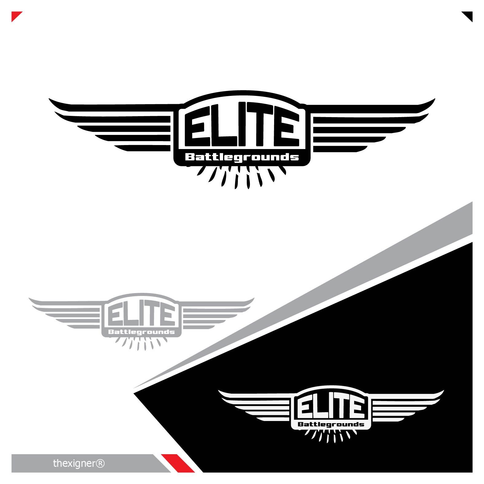 Logo Design by lagalag - Entry No. 6 in the Logo Design Contest Creative Logo Design for Elite Battlegrounds.