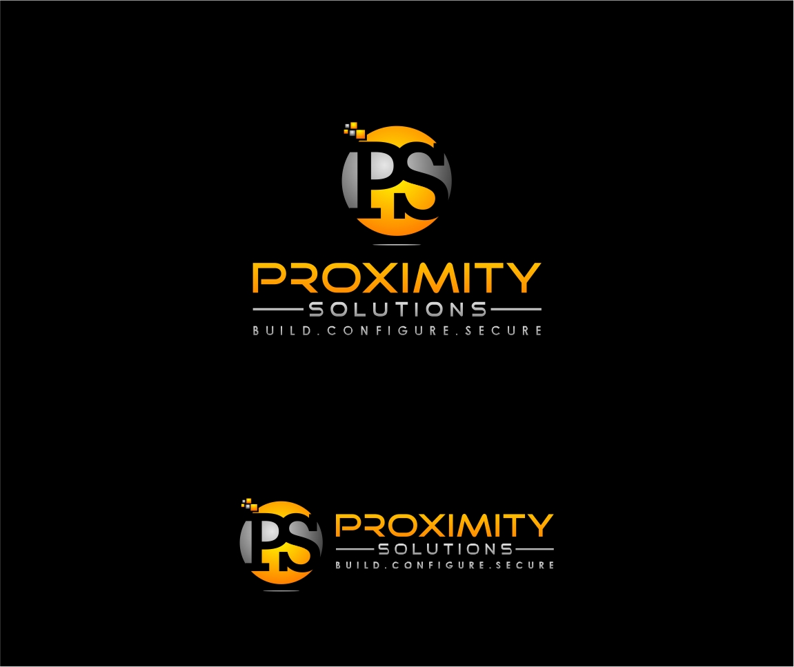 Logo Design by haidu - Entry No. 96 in the Logo Design Contest New Logo Design for Proximity Solutions.