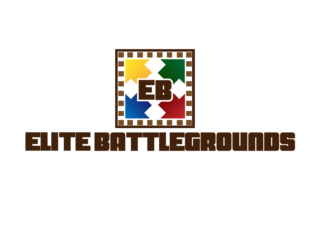 Logo Design by mr.pompi - Entry No. 7 in the Logo Design Contest Creative Logo Design for Elite Battlegrounds.