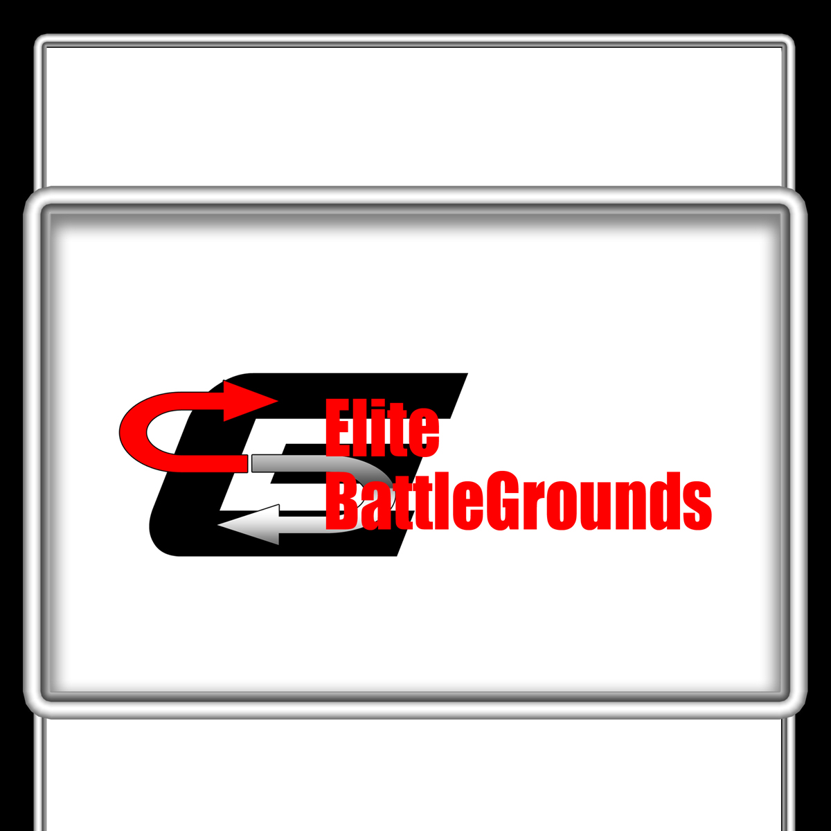 Logo Design by MITUCA ANDREI - Entry No. 10 in the Logo Design Contest Creative Logo Design for Elite Battlegrounds.