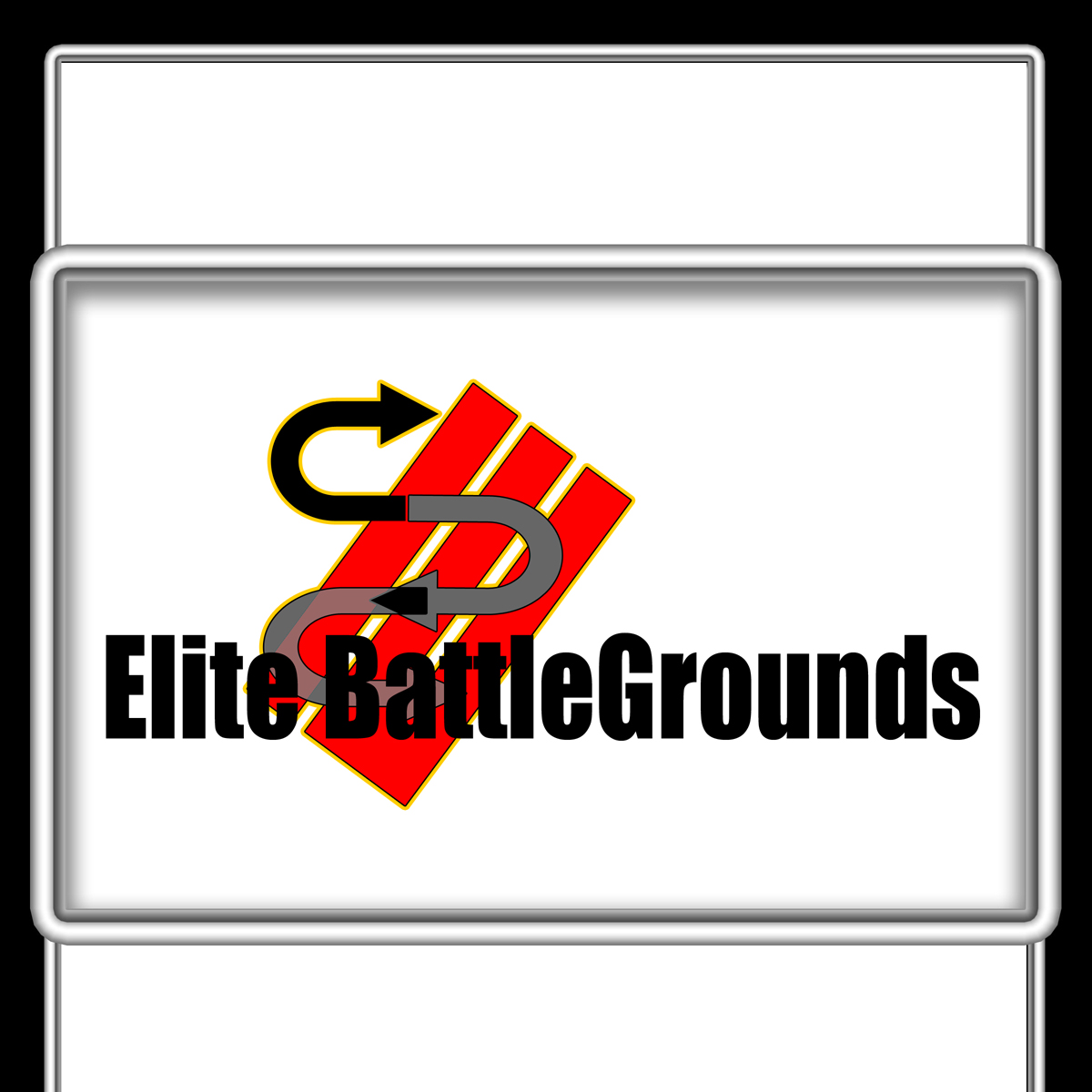 Logo Design by MITUCA ANDREI - Entry No. 11 in the Logo Design Contest Creative Logo Design for Elite Battlegrounds.