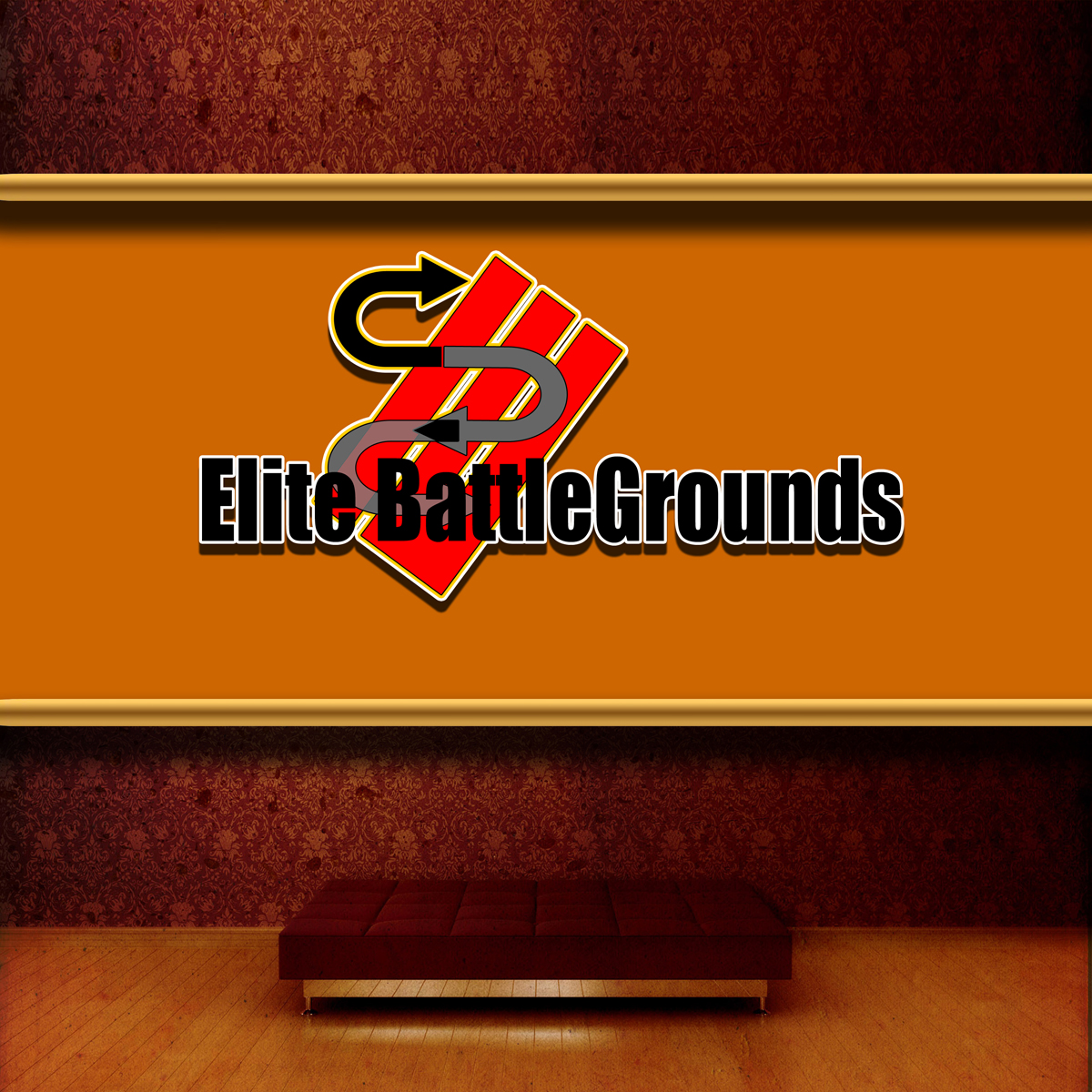 Logo Design by MITUCA ANDREI - Entry No. 15 in the Logo Design Contest Creative Logo Design for Elite Battlegrounds.