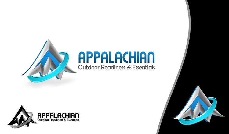 Logo Design by Respati Himawan - Entry No. 41 in the Logo Design Contest Imaginative Logo Design for Appalachian Outdoor Readiness & Essentials.