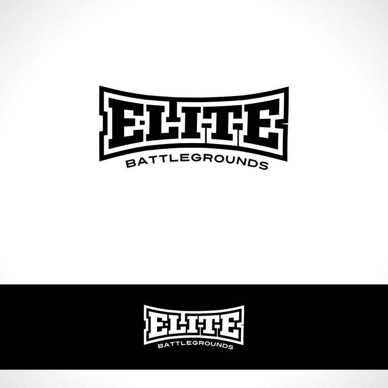 Logo Design by Private User - Entry No. 16 in the Logo Design Contest Creative Logo Design for Elite Battlegrounds.