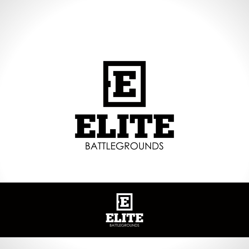 Logo Design by Private User - Entry No. 17 in the Logo Design Contest Creative Logo Design for Elite Battlegrounds.