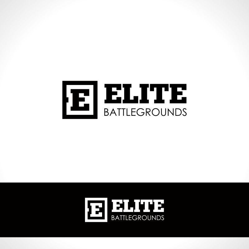 Logo Design by Private User - Entry No. 18 in the Logo Design Contest Creative Logo Design for Elite Battlegrounds.