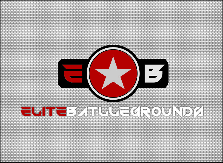 Logo Design by Agus Martoyo - Entry No. 23 in the Logo Design Contest Creative Logo Design for Elite Battlegrounds.