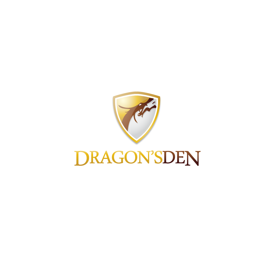 Logo Design by GraySource - Entry No. 1 in the Logo Design Contest The Dragons' Den needs a new logo.
