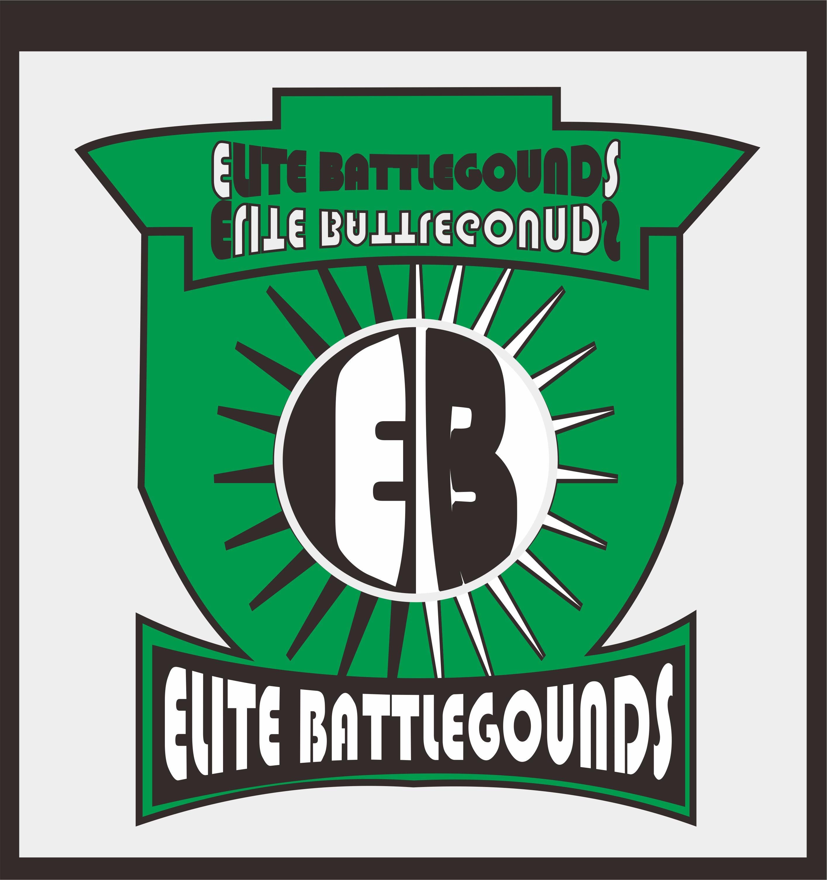 Logo Design by Teguh Hanuraga - Entry No. 27 in the Logo Design Contest Creative Logo Design for Elite Battlegrounds.