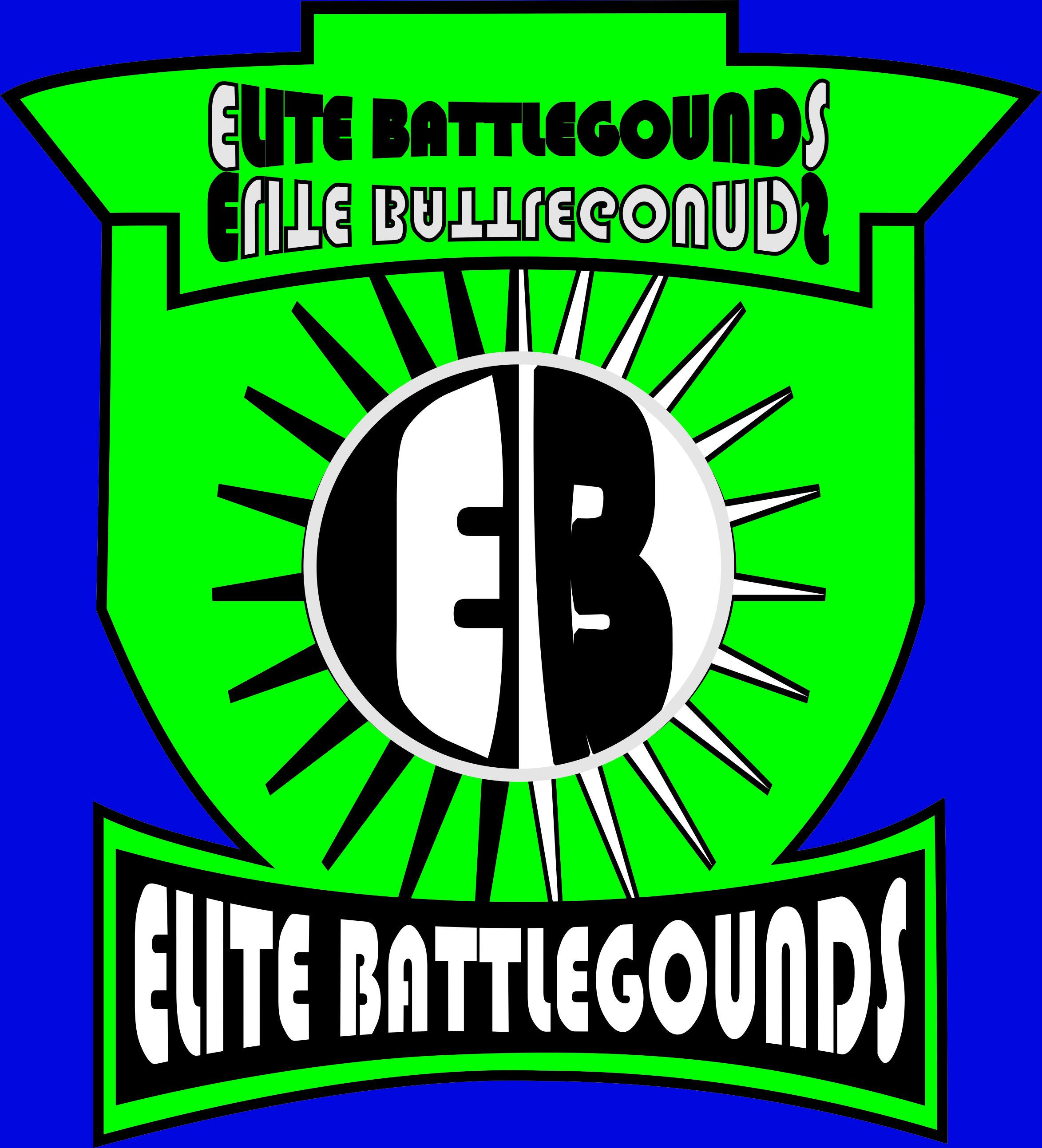 Logo Design by Teguh Hanuraga - Entry No. 28 in the Logo Design Contest Creative Logo Design for Elite Battlegrounds.