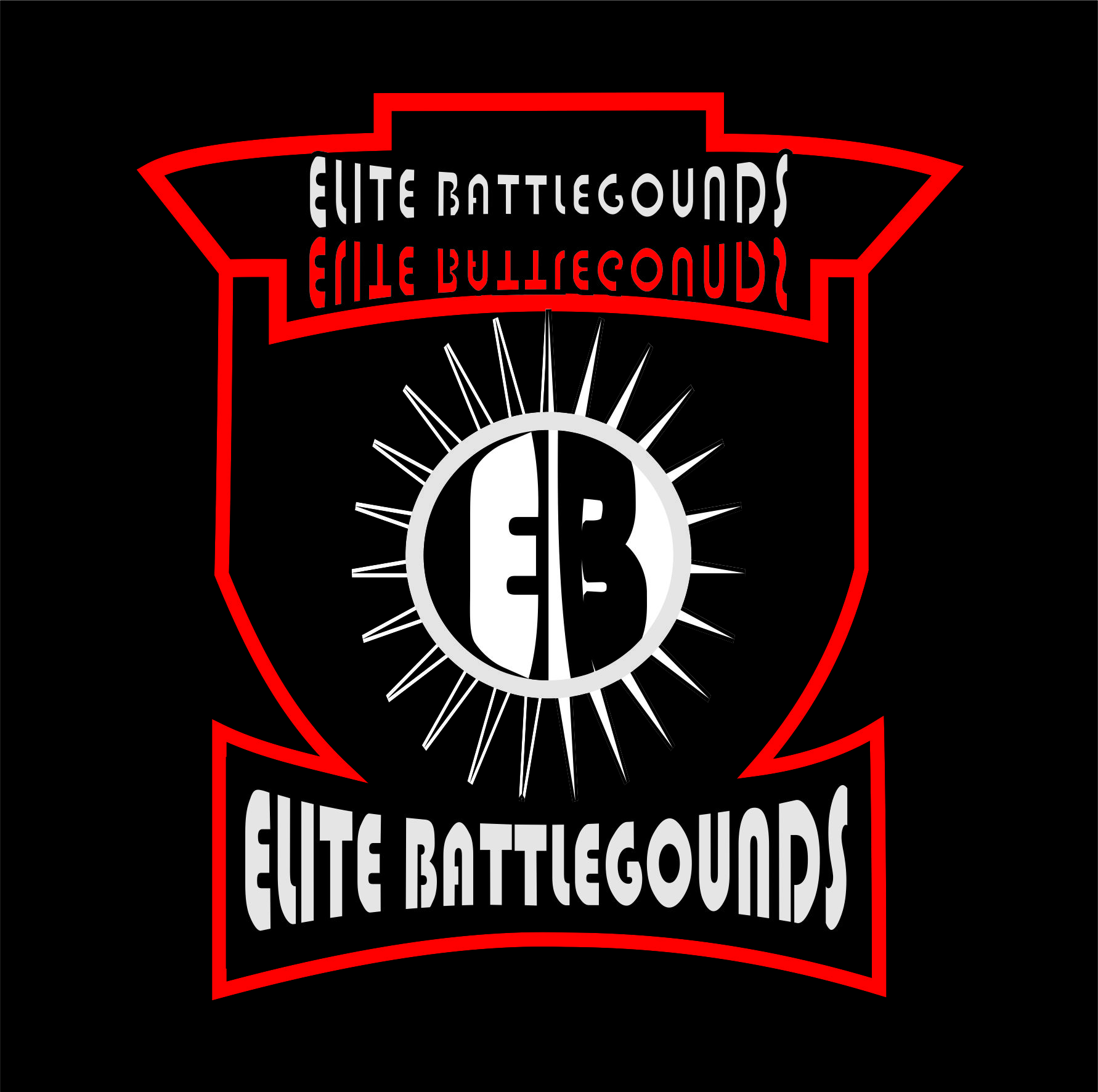 Logo Design by Teguh Hanuraga - Entry No. 29 in the Logo Design Contest Creative Logo Design for Elite Battlegrounds.