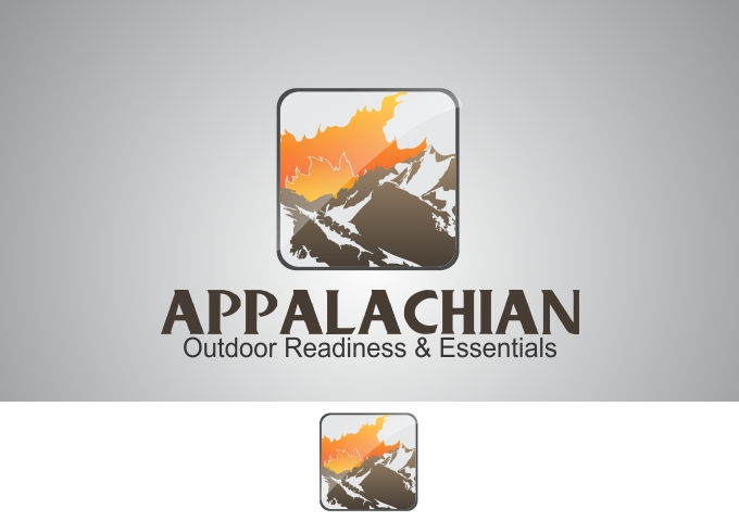 Logo Design by Rizwan Saeed - Entry No. 43 in the Logo Design Contest Imaginative Logo Design for Appalachian Outdoor Readiness & Essentials.