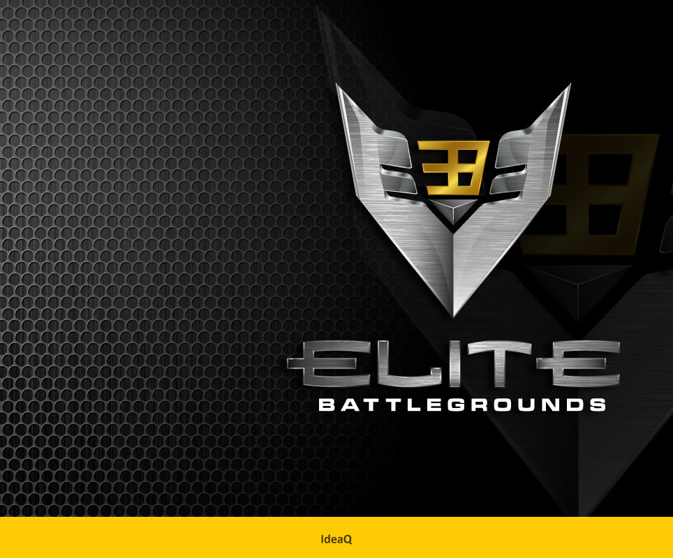 Logo Design by Private User - Entry No. 30 in the Logo Design Contest Creative Logo Design for Elite Battlegrounds.