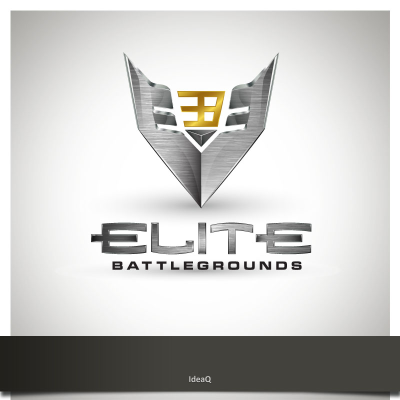 Logo Design by Private User - Entry No. 31 in the Logo Design Contest Creative Logo Design for Elite Battlegrounds.