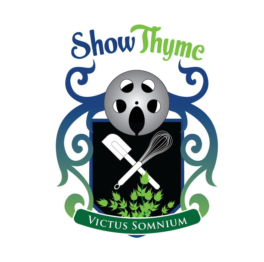 Logo Design by Christina Evans - Entry No. 1 in the Logo Design Contest Showthyme Catering Logo Design.