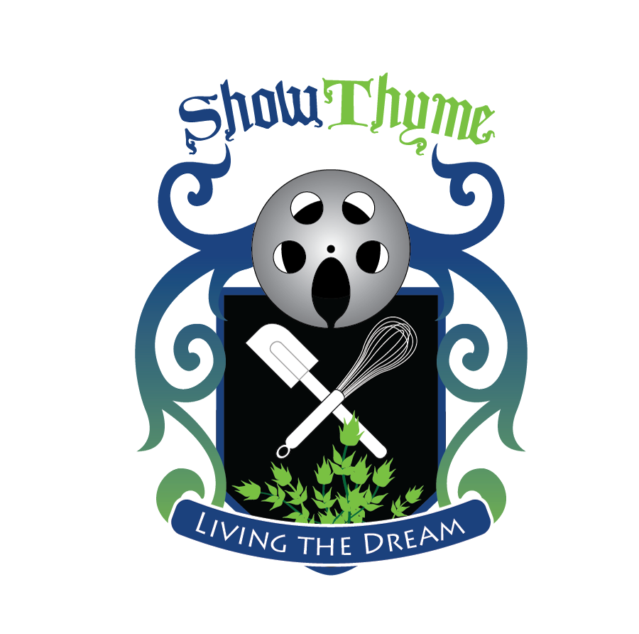 Logo Design by Christina Evans - Entry No. 2 in the Logo Design Contest Showthyme Catering Logo Design.
