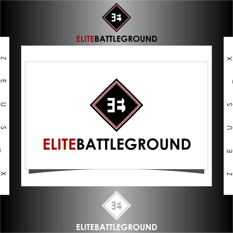 Logo Design by RoSyid Rono-Rene On Java - Entry No. 33 in the Logo Design Contest Creative Logo Design for Elite Battlegrounds.