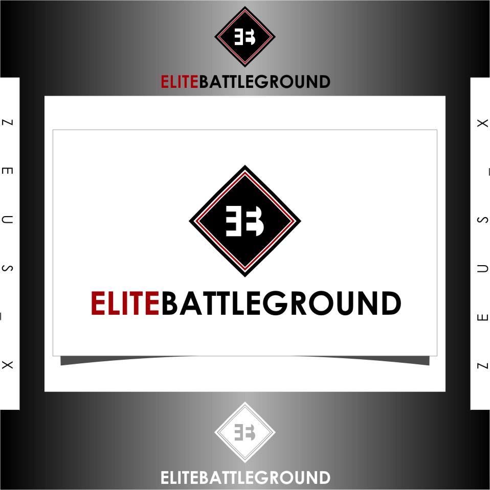 Logo Design by RasYa Muhammad Athaya - Entry No. 33 in the Logo Design Contest Creative Logo Design for Elite Battlegrounds.