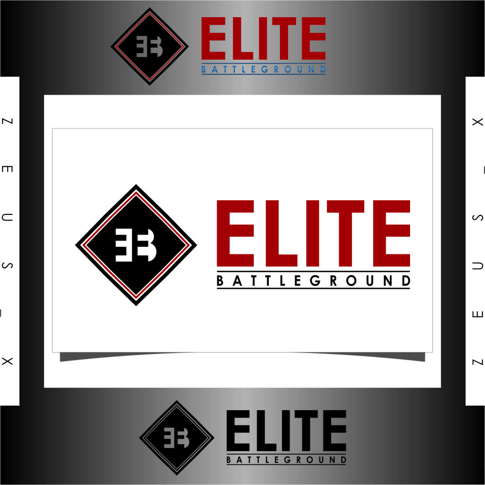 Logo Design by RoSyid Rono-Rene On Java - Entry No. 35 in the Logo Design Contest Creative Logo Design for Elite Battlegrounds.