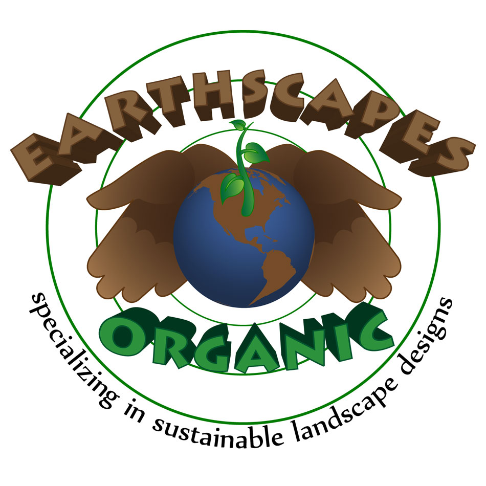 Logo Design by Benedict Estanislao - Entry No. 34 in the Logo Design Contest Earthscapes Organic.
