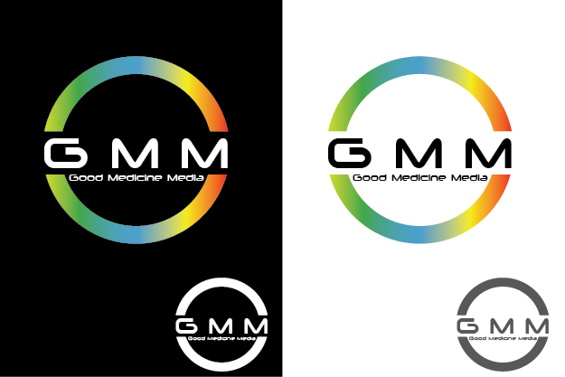 Logo Design by Private User - Entry No. 32 in the Logo Design Contest Good Medicine Media Logo Design.