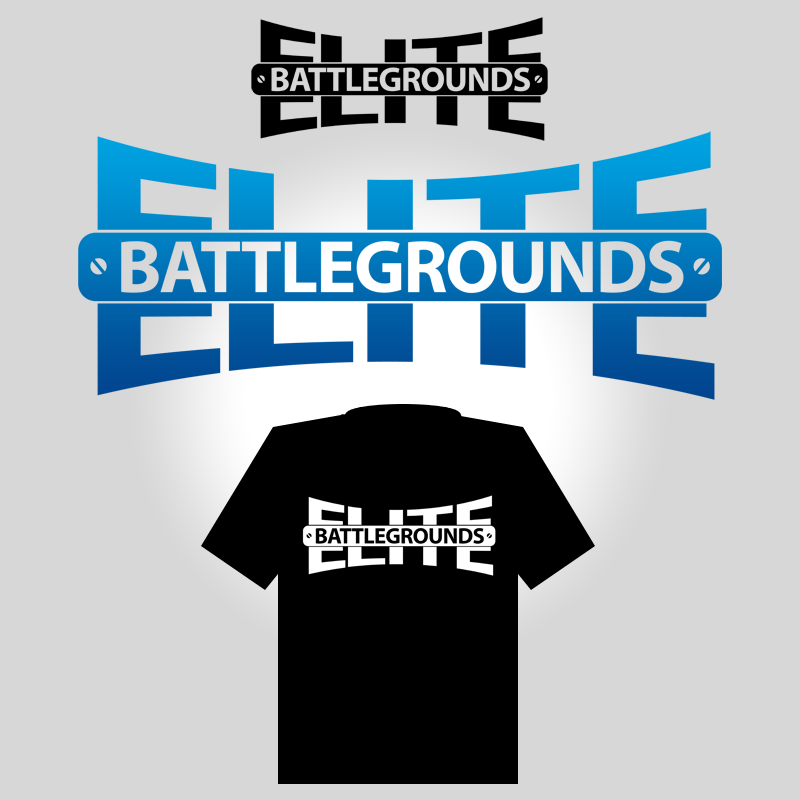 Logo Design by Robert Turla - Entry No. 37 in the Logo Design Contest Creative Logo Design for Elite Battlegrounds.