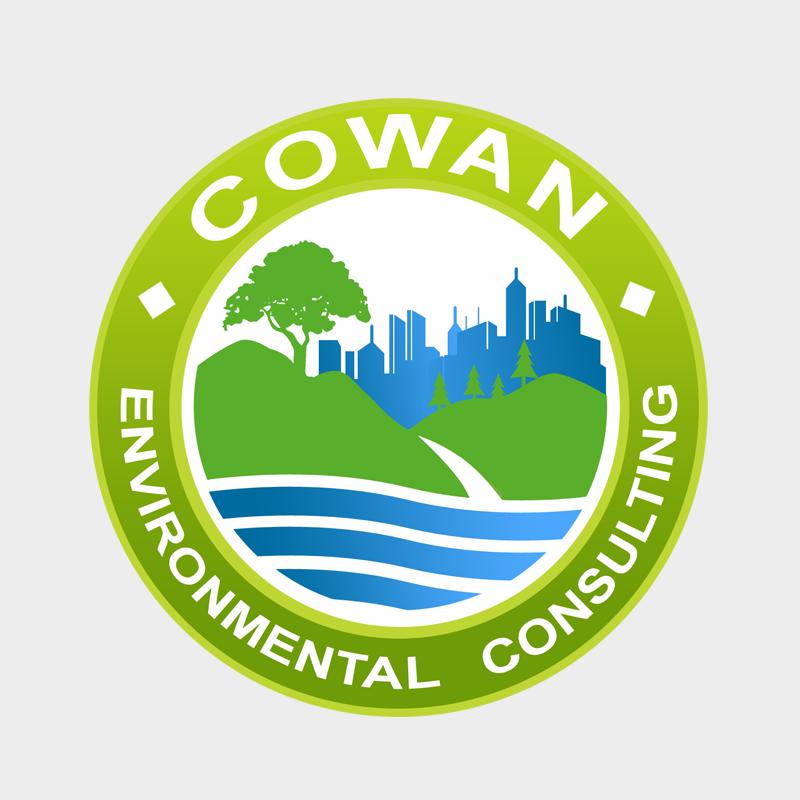 Logo Design by Robert Turla - Entry No. 67 in the Logo Design Contest Fun Logo Design for Cowan Environmental Consulting.