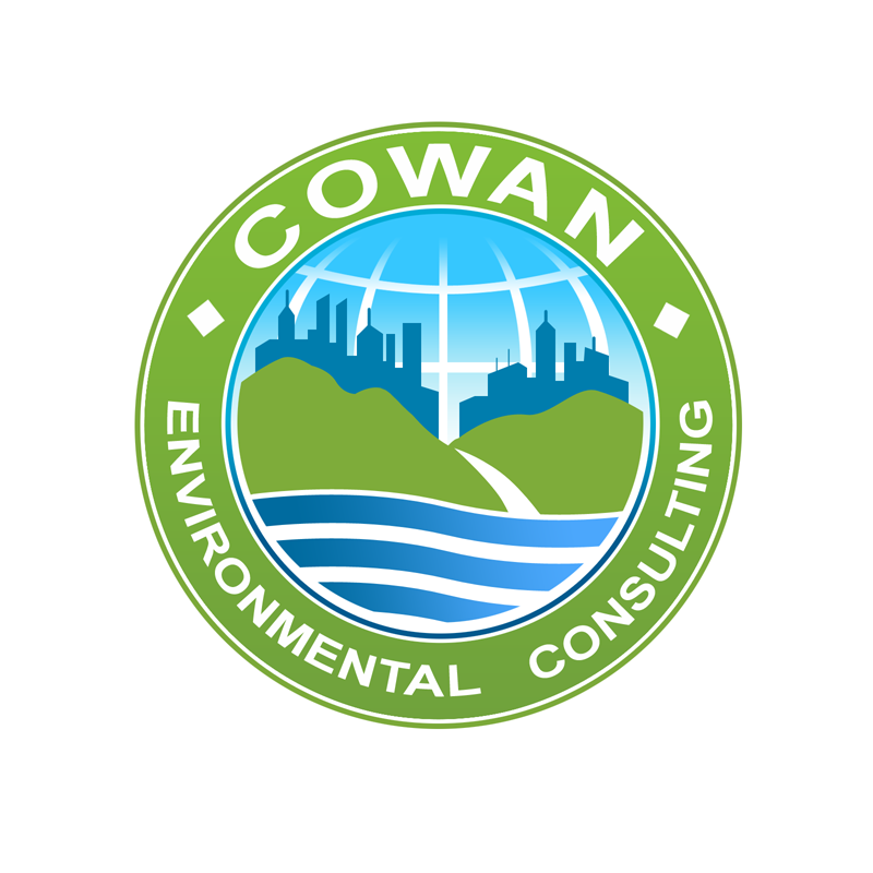 Logo Design by Private User - Entry No. 68 in the Logo Design Contest Fun Logo Design for Cowan Environmental Consulting.