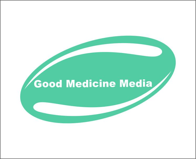 Logo Design by Agus Martoyo - Entry No. 34 in the Logo Design Contest Good Medicine Media Logo Design.